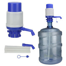 5 Gallon Drinking Water Jug Bottle Pump Manual Dispenser Home Office School HOT