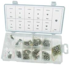 Chromed Steel Ball Bearings Assortment Pack 450 Pcs