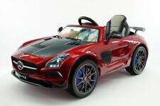 2018 12V Mercedes SLS AMG Battery Power Led Wheels Ride On Car w/Remote