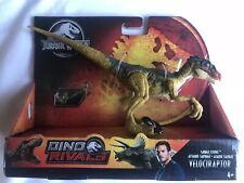 Jurassic World Dino Rivals Velociraptor Savage Strike Version New Release