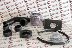 K&N 63 Series Aircharger Air Intake System for 2015-2020 Ford F150 2.7L V6