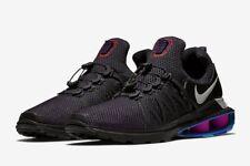 Nike SHOX Gravity Running Shoes Purple Black AR1999-500 Men's Size 8.5