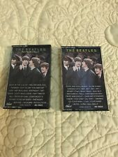 "The Beatles ""Rock n Roll Music"" Cassette Tape Capitol 4N-16021/4N-16020 LOT"