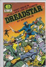 DREADSTAR # 1  VF/NM  EPIC COMICS, JIM STARLIN  NOV 1982
