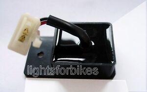 LED Blinkrelais Blinker Relais Yamaha XJR 1200 1300 electronic flasher relay