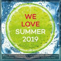 We Love Summer 2019 Doppel-CD NEU OVP