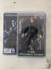Neca Reel Toys Terminator 2 Action Figure T-800 Pescadero Escape Brand New