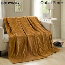 Fleece Throw Blanket Full Queen Flat Sheet Velvet Bed Sheet Thin Comforter Set