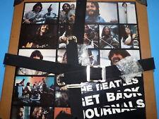 Beatles Get Back Journals 11 Lp box colored vinyl orig TMOQ 1976 only 240 copies