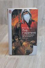 Pug, l'apprenti - Raymond Feist - Livre - Occasion