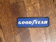 good year iron on  , patch, new old stock,  80's,set of 2