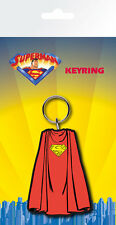 Superman Cape PVC flexible keyring    (ge)