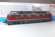Piko 59701-3 Diesellok BR V200 030 DB Epoche III, für AC Digital, Neue Betr. Nr.