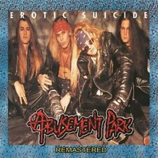 Erotic Suicide - Abusement Park NEW CD REISSUE Glam Hair Metal Hard Rock