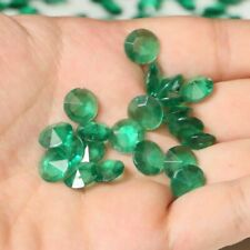 500Pcs 8mm(2CT) Acrylic Diamond wedding Party Table 3D Decoration Green