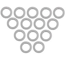 For Acura Honda Engine Oil Drain Plug Gasket/ Washer 14mm Set of 14 94109-14000