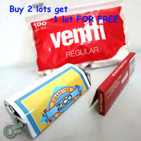 VENTTI Handroller Hand Roller Machine Tobacco Cigarette Rolling Your Own