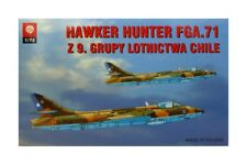 ZTS PLASTYK S025 1/72 Hawker Hunter FGA.71 Chilean Z 9 Air Group