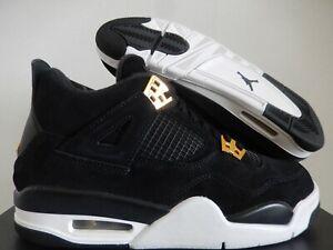 Nike Air Jordan Retro 4 Royalty Black