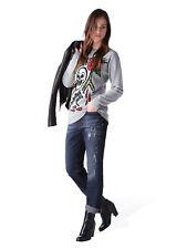 Diesel Reen 0844t Hose Straight Regular Waist Jeans Tag Size W23 L32
