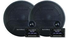"HIFONICS BZE-65C ELITE 6.5"" INCH CAR AUDIO SPEAKERS COMPONENT SYSTEM SET BZE65C"