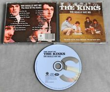 THE KINKS - YOU REALLY GOT ME: THE BEST OF THE KINKS * * 1999 CD Album