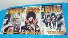 Kiss Comics 2002 Dark Horse #1 #2 #3 All Near Mint/Mint