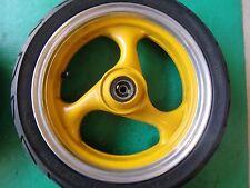 Baccio Runner 150 Scooter front wheel rim tire