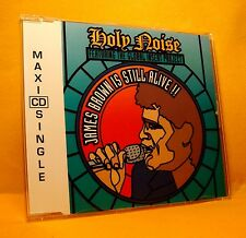 MAXI Single CD Holy Noise James Brown Is Still Alive !! 4TR 1991 Hardcore Techno