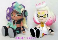 Splatoon 2 Plush Doll All Star Collection Tentacles  Marina and Pearl S Set