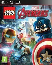 PS3 Spiel Lego Marvel Avengers NEUWARE