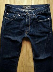 Baldessarini Jeans-W34/L32-Denim blau-Top Zustand & super cool