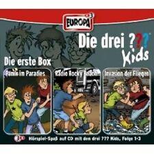 "DIE DREI ??? KIDS ""01/3ER BOX FOLGEN 1-3"" 3 CD NEU"