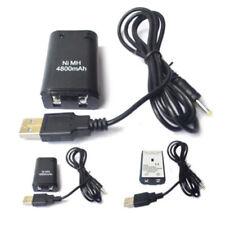 Pack 2 batteries et câble de charge pour BF MW3 Xbox 360 contrôleurs E8Y1