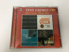 TINY GRIMES-THREE CLASSIC ALBUMS PLUS (BLUES GROOVE / CALLIN`  CD NEW UNSEALED