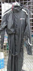 BRP CAN AM  SPYDER MOTORCYCLE MENS ONE PIECE WATERPROOF RAIN SUIT XL