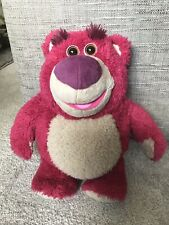 "Disney Toy Story-Lotso lots-o-Huggin /'Bear 12/"" Soft Plush Toy-neuf avec étiquettes"