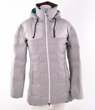 2018 NWT WOMENS 686 UPTOWN GLACIER INSULATED SNOWBOARD JACKET $160 S silver
