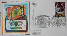 ENVELOPPE PREMIER JOUR - 9 x 16,5 cm - ANNEE 2001 - XX° siècle COMMUNICATION