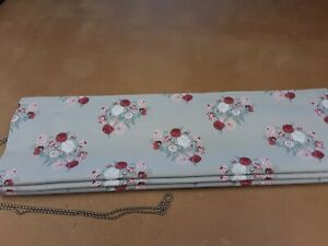 Roman Blind, Sophie Allport Peony fabric (Made to measure)