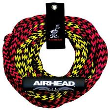 Tube Tow Rope 2 Rider 60ft Two Section Float Tubing Water Sports Towable Outdoor