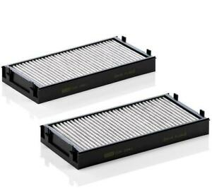 Mann-filter Cabin Air Filter CUK2941-2 fits BMW X5 F15, F85 xDrive 50 i M50d