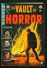 Vault of Horror #36 (1954) VG 4.0 Johnny Craig Cover Paul Collection EC Comics