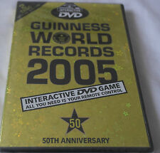 DVD Guinness World Records 2005 [50th Edición Aniversario] [DVD] (Guinness)