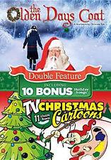TV CHRISTMAS CARTOONS / OLDEN DAYS COAT - DVD - Region 1 - Sealed