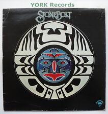 STONEBOLT - Stonebolt - Excellent Condition LP Record Parachute RRL 2006