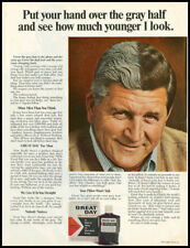 1967 vintage ad for Great Day Hair Coloring for Men