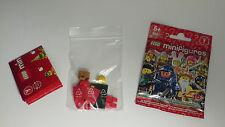 Lego Minifigures 8831 Serie 7 Nr. 16 Mädchen mit Cape, mit Zettel+OVP (2012)