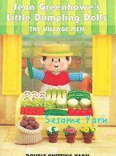 Jean Greenhowe's Knitting Booklets - Little Dumpling Dolls