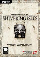 Oblivion Shivering Isles Elder Scrolls IV PC Game